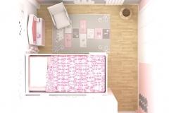2-Habitacion-niña-Interiorismo-M2-Al-Detalle_000