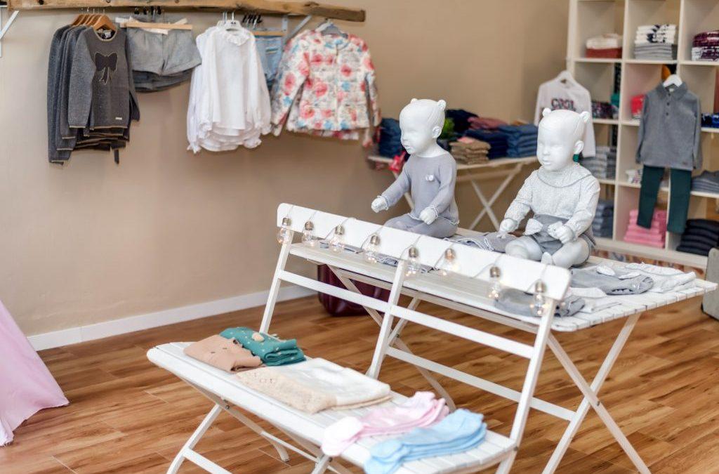 Interiorismo Comercial, tienda Petit Camille