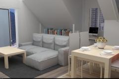 2-Cocina-salón-comedor-Interiorismo-M2-Al-Detalle_002