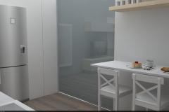 2-Cocina-salón-comedor-Interiorismo-M2-Al-Detalle_005